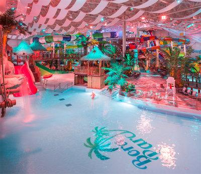 Valcartier Hotel Water Park