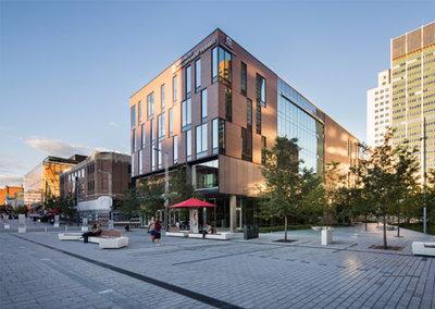Maison du d veloppement durable photos ext rieures banque d 39 images d 39 architecture - Maison du developpement durable ...