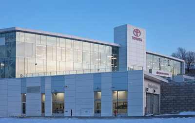 St Foy Toyota >> Ste Foy Toyota Dealer Architecture Stock Photos